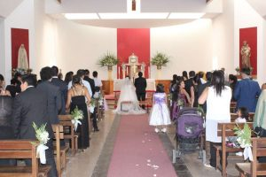 Iglesia y casamiento